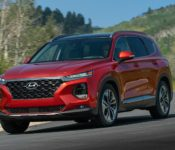 2020 Hyundai Santa Fe Colors Review Limited 2.0t Sel