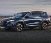 2020 Hyundai Santa Fe Limited Release Date