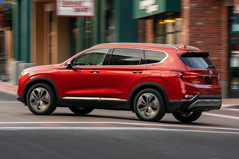 2020 Hyundai Santa Fe Price Changes Xl Models
