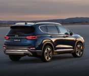 2020 Hyundai Santa Fe Tow Key Cover