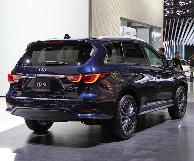 2020 Infiniti Qx60 Changes Photos Video