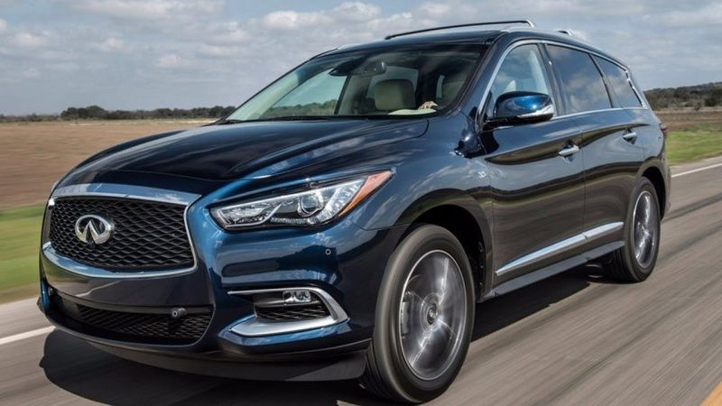2020 Infiniti Qx60 Dimensions For Sale
