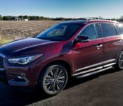 2020 Infiniti Qx60 Review Luxe Update Limited