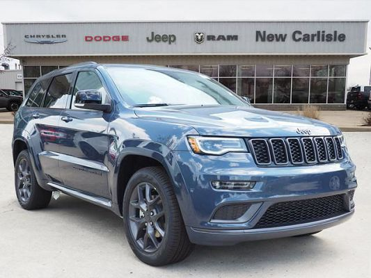 2020 Jeep Grand Cherokee Altitude Review