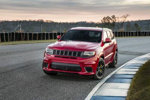 2020 Jeep Grand Cherokee Diesel