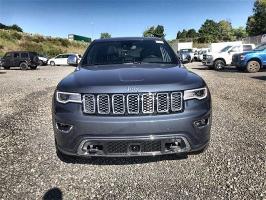 2020 Jeep Grand Cherokee Overland Accessories