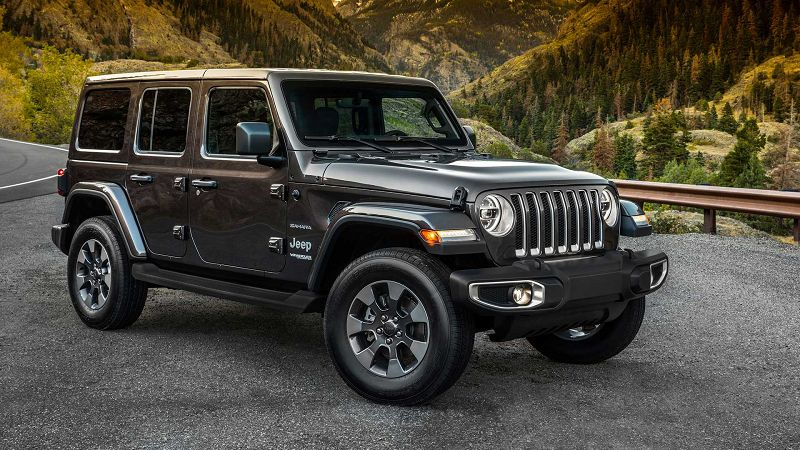 2020 Jeep Wrangler Adaptive Cruise Control Australia Build And Price Colors Available