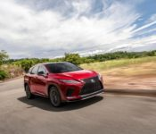 2020 Lexus Rx 350 F Sport Review Redesign