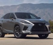 2020 Lexus Rx 350 Interior Changes