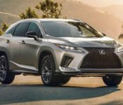2020 Lexus Rx 450h Review F Sport