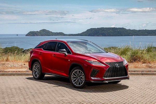 2020 Lexus Rx 450h Review