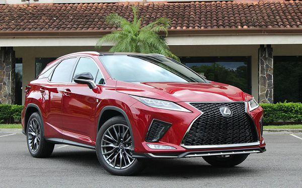 2020 Lexus Rx Redesign 350 Reviews