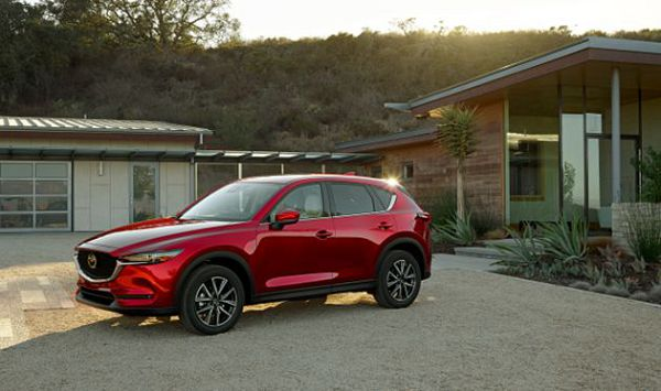 2020 Mazda Cx 5 Signature Colors