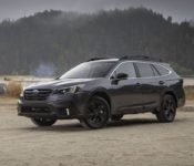 2020 Subaru Outback Accessories Redesign