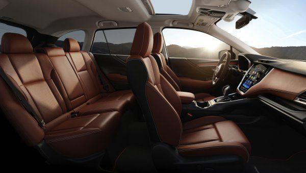 2020 Subaru Outback Interior Specs