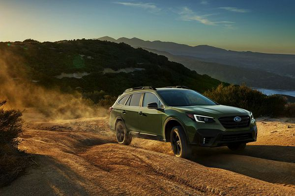 2020 Subaru Outback Photos Hybrid