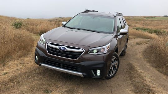 2020 Subaru Outback Specifications Onyx
