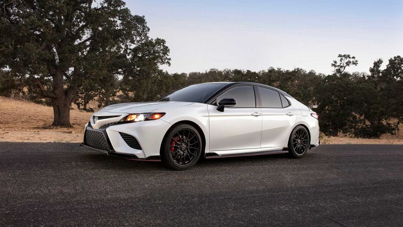 2020 Toyota Camry Gas Mileage Hybrid Review Hp Images Inside