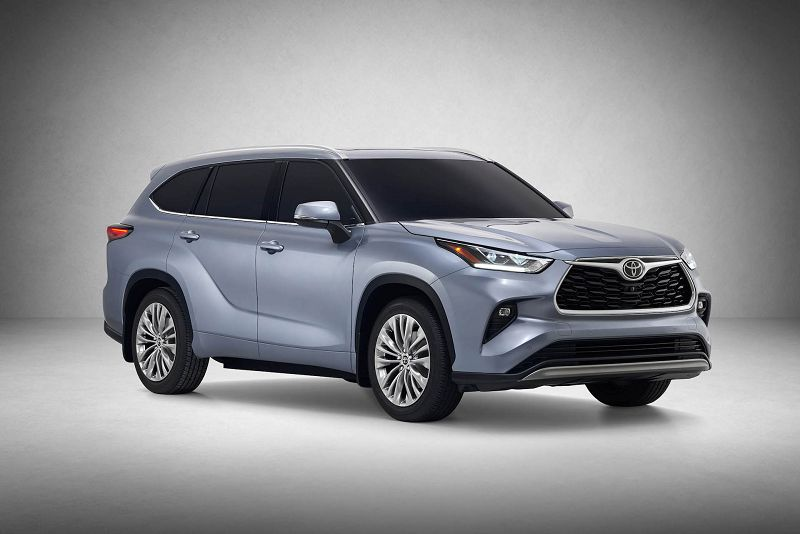 2020 Toyota Highlander Build A Lease A The New Price Of A Pictures Of A