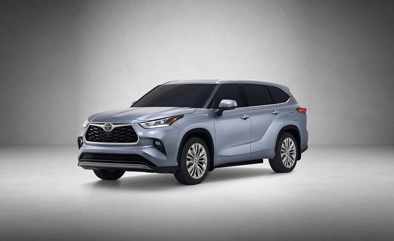 2020 Toyota Highlander Consumer Reports Dashboard Date Design Debut