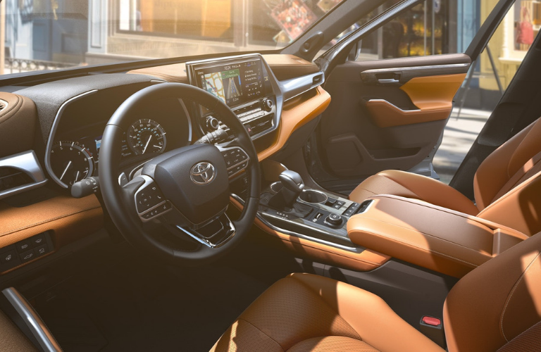 2020 Toyota Highlander Cost Configurations Curb Weight Carplay Concept