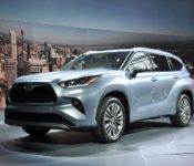 2020 Toyota Highlander Exterior Ebrochure Exterior Colors Pictures Fuel Economy