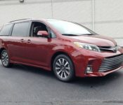 2020 Toyota Sienna Accessories Redesign Pictures