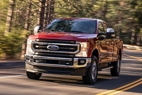 2021 Ford Ranger News V 6