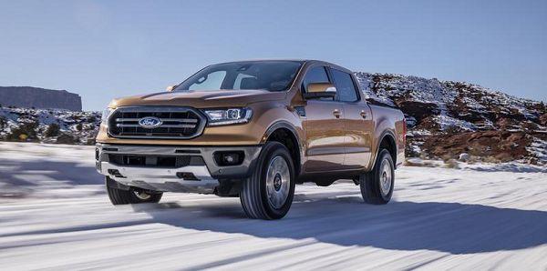 2021 Ford Ranger Raptor Diesel