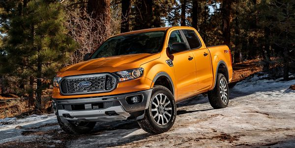 2021 Ford Ranger Raptor Usa Redesign