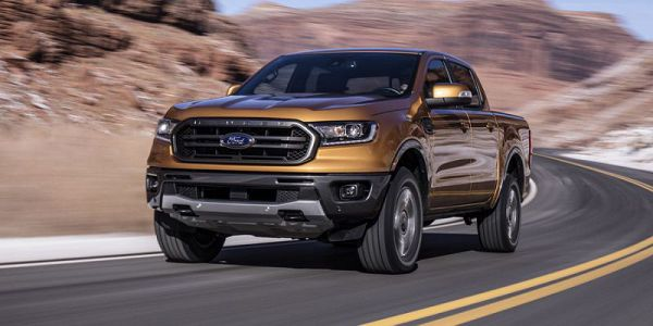 2021 Ford Ranger Wildtrak All New
