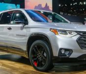 2021 Chevrolet Traverse Colors Fwd Premier Awd Rs Fwd High Country New Features