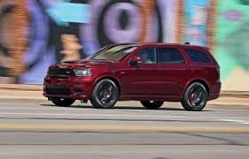 2021 Dodge Durango News