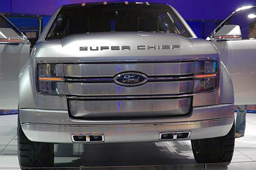 2021 Ford Super Chief Msrp Release Date