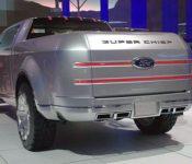 2021 Ford Super Chief Specs