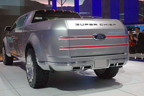 2021 Ford Super Chief Specs