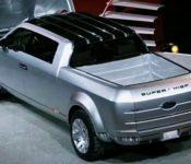 2021 Ford Super Chief Truck Pics