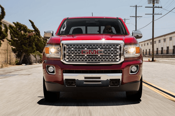 2021 Gmc Canyon All Terrain Redesign