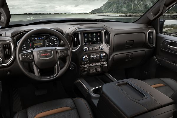 2021 Gmc Sierra 1500 Denali At4