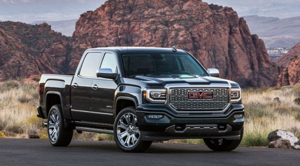 2021 Gmc Sierra 1500 Elevation Colors