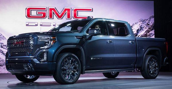 2021 Gmc Sierra 1500 Limited Release Date