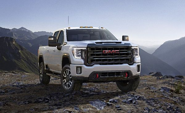 2021 Gmc Sierra 2500 At4 For Sale Hd Lifted