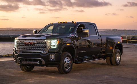 2021 Gmc Sierra 2500 Diesel Accessories