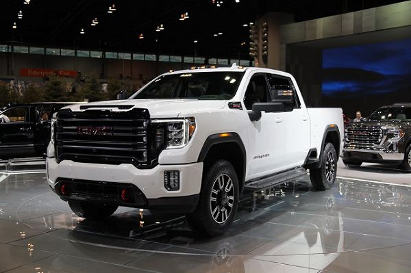 2021 Gmc Sierra 2500 At4 For Sale Towing Capacity ...