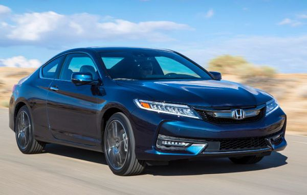 2021 Honda Accord Facelift Concept