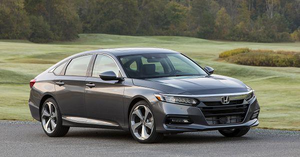 2021 Honda Accord Interior Model