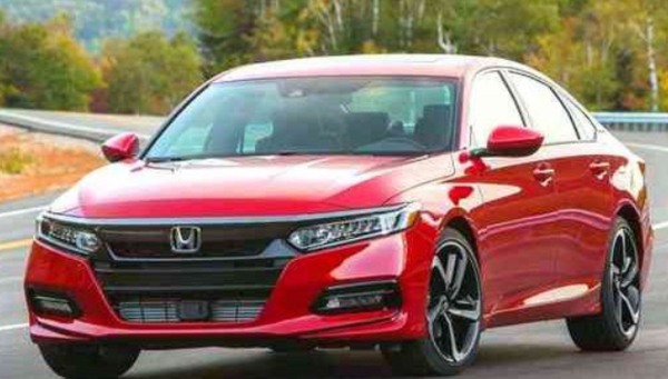 2021 Honda Accord Redesign Sport