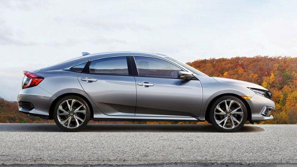 2021 Honda Civic Sedan Sport Si Hatchback