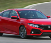 2021 Honda Civic Spy Shots Type R Awd Model