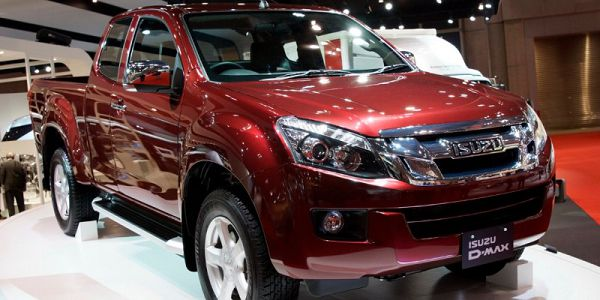 2021 Isuzu D Max Engine Pickup Truck